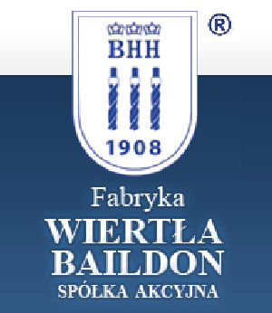 Baildon- wiertła